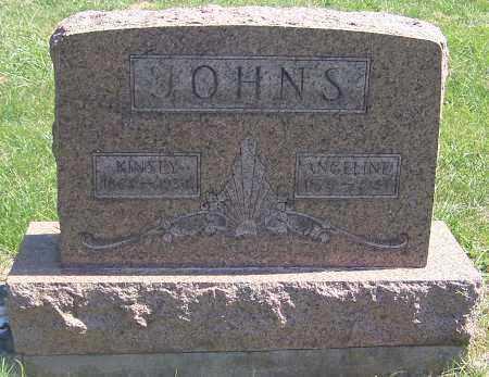 JOHNS, KINSEY - Noble County, Ohio | KINSEY JOHNS - Ohio Gravestone Photos