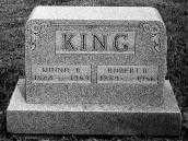 KING, ROBERT R. - Noble County, Ohio | ROBERT R. KING - Ohio Gravestone Photos