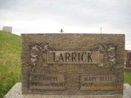 LARRICK, GILBERT - Noble County, Ohio | GILBERT LARRICK - Ohio Gravestone Photos