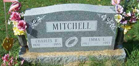 MITCHELL, CHARLES R. - Noble County, Ohio | CHARLES R. MITCHELL - Ohio Gravestone Photos
