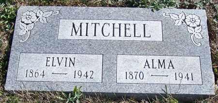 MITCHELL, ALMA - Noble County, Ohio | ALMA MITCHELL - Ohio Gravestone Photos