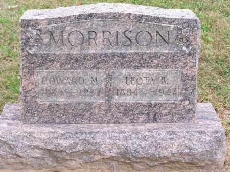 MORRISON, LEOTA B - Noble County, Ohio | LEOTA B MORRISON - Ohio Gravestone Photos