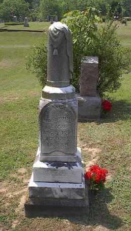 WOODRUFF WOODFORD, APHIA - Noble County, Ohio | APHIA WOODRUFF WOODFORD - Ohio Gravestone Photos