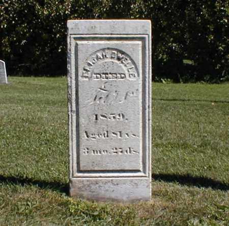 DWELL, ELIJAH - Ottawa County, Ohio | ELIJAH DWELL - Ohio Gravestone Photos