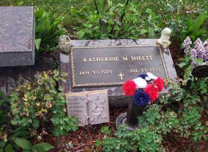 ROMER SHEETS, KATHERINE - Ottawa County, Ohio   KATHERINE ROMER SHEETS - Ohio Gravestone Photos