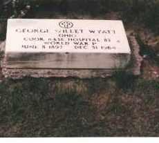 WYATT, GEORGE - Ottawa County, Ohio | GEORGE WYATT - Ohio Gravestone Photos