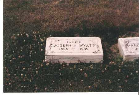 WYATT, JOSEPH - Ottawa County, Ohio | JOSEPH WYATT - Ohio Gravestone Photos