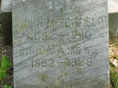 SCOFIELD, JOHN M. - Paulding County, Ohio | JOHN M. SCOFIELD - Ohio Gravestone Photos