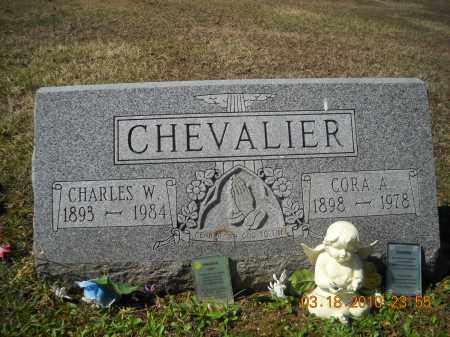 CHEVALIER, CHARLES - Perry County, Ohio   CHARLES CHEVALIER - Ohio Gravestone Photos