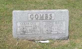 MAUK COMBS, HAZEL - Perry County, Ohio | HAZEL MAUK COMBS - Ohio Gravestone Photos