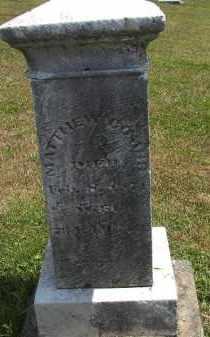 COMBS, MATTHEW - Perry County, Ohio   MATTHEW COMBS - Ohio Gravestone Photos