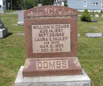 COMBS, WILLIAM - Perry County, Ohio | WILLIAM COMBS - Ohio Gravestone Photos