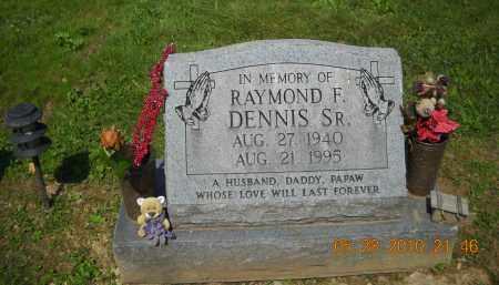 DENNIS, RAYMON - Perry County, Ohio | RAYMON DENNIS - Ohio Gravestone Photos
