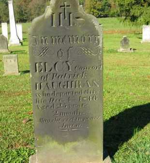 HAUGHRAN, PATRICK - Perry County, Ohio | PATRICK HAUGHRAN - Ohio Gravestone Photos