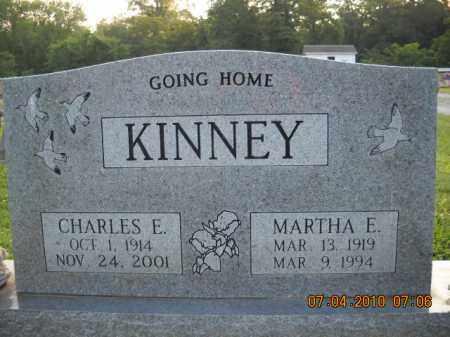 KINNEY, CHARLES - Perry County, Ohio | CHARLES KINNEY - Ohio Gravestone Photos