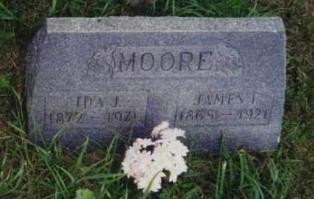MOORE, JAMES T - Perry County, Ohio | JAMES T MOORE - Ohio Gravestone Photos
