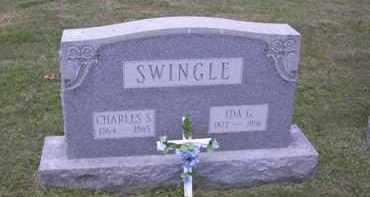 SWINGLE, IDA G. - Perry County, Ohio | IDA G. SWINGLE - Ohio Gravestone Photos