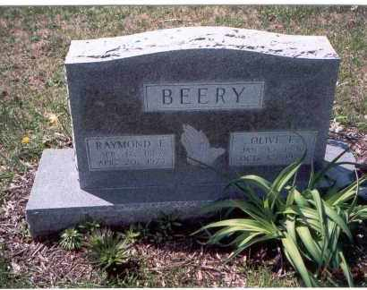 BEERY, RAYMOND E. - Pickaway County, Ohio | RAYMOND E. BEERY - Ohio Gravestone Photos