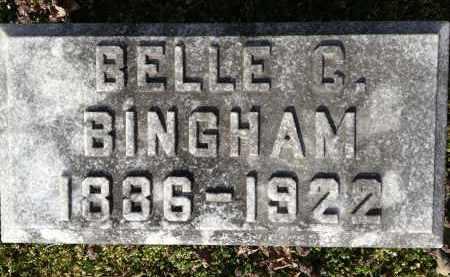 BETTS BINGHAM, BELLE - Pickaway County, Ohio | BELLE BETTS BINGHAM - Ohio Gravestone Photos