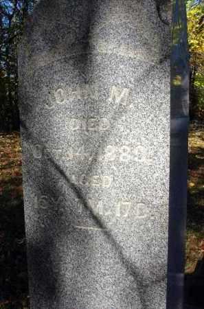 BROBST, JOHN M. - Pickaway County, Ohio   JOHN M. BROBST - Ohio Gravestone Photos