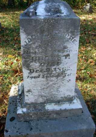 BROBST, JACOB ELMORE - Pickaway County, Ohio   JACOB ELMORE BROBST - Ohio Gravestone Photos