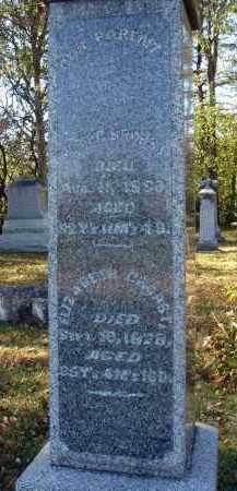 BROBST, ELIZABETH - Pickaway County, Ohio | ELIZABETH BROBST - Ohio Gravestone Photos