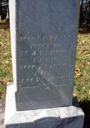 CLOUD, MINERVA S. - Pickaway County, Ohio | MINERVA S. CLOUD - Ohio Gravestone Photos