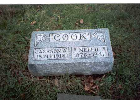 ROSS COOK, NELLIE - Pickaway County, Ohio | NELLIE ROSS COOK - Ohio Gravestone Photos