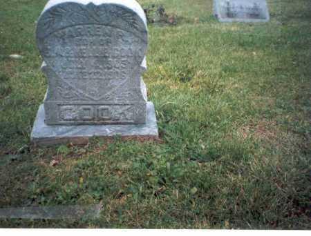 COOK, WARREN R. - Pickaway County, Ohio | WARREN R. COOK - Ohio Gravestone Photos