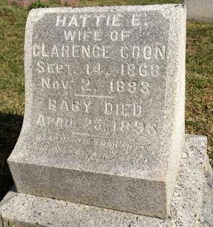 BETTS COON, HATTIE - Pickaway County, Ohio   HATTIE BETTS COON - Ohio Gravestone Photos