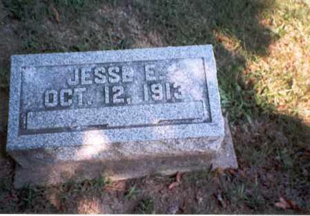 COURTRIGHT, JESSE E. - Pickaway County, Ohio | JESSE E. COURTRIGHT - Ohio Gravestone Photos