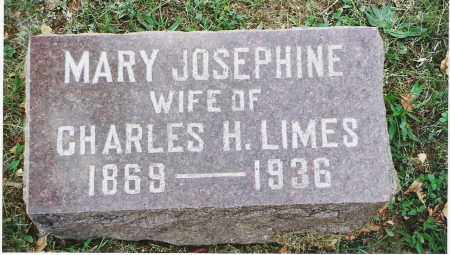 "WYMER LIMES, MARY JOSEPHINE ""JOSIE"" - Pickaway County, Ohio 