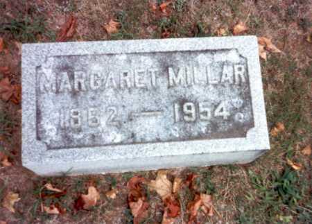 MILLAR, MARGARET - Pickaway County, Ohio | MARGARET MILLAR - Ohio Gravestone Photos