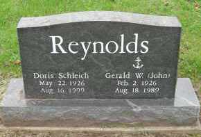 REYNOLDS, DORIS LEE - Pickaway County, Ohio | DORIS LEE REYNOLDS - Ohio Gravestone Photos