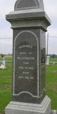 SCHLEICH, MARGARET - Pickaway County, Ohio | MARGARET SCHLEICH - Ohio Gravestone Photos