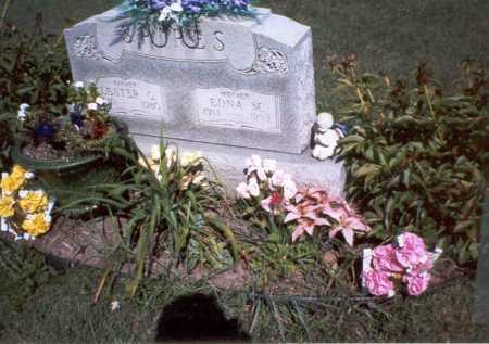 BABLE SPIRES, EDNA M. - Pickaway County, Ohio | EDNA M. BABLE SPIRES - Ohio Gravestone Photos