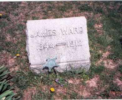 WARD, JAMES - Pickaway County, Ohio   JAMES WARD - Ohio Gravestone Photos