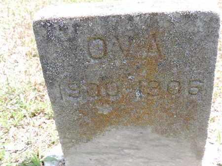 A, O V - Pike County, Ohio | O V A - Ohio Gravestone Photos