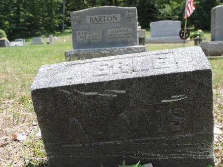 ADAMS, -ERLE - Pike County, Ohio | -ERLE ADAMS - Ohio Gravestone Photos