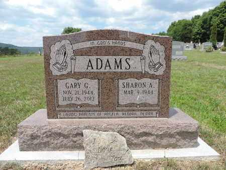 ADAMS, SHARON A. - Pike County, Ohio | SHARON A. ADAMS - Ohio Gravestone Photos