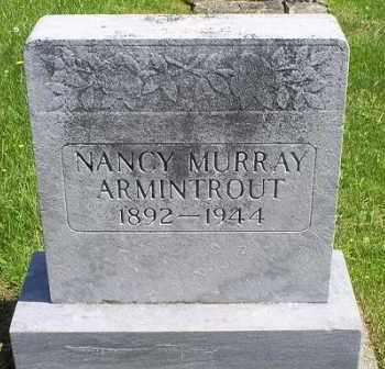 ARMINTROUT, NANCY - Pike County, Ohio | NANCY ARMINTROUT - Ohio Gravestone Photos