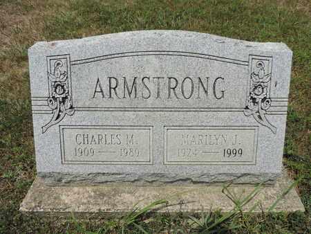 ARMSTRONG, MARILYN J. - Pike County, Ohio | MARILYN J. ARMSTRONG - Ohio Gravestone Photos
