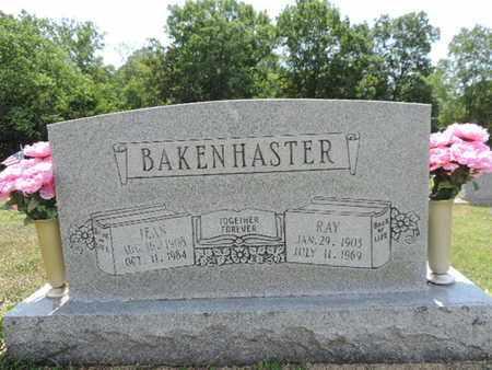 BAKENHASTER, JEAN - Pike County, Ohio | JEAN BAKENHASTER - Ohio Gravestone Photos