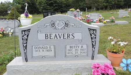 BEAVERS, BETTY R - Pike County, Ohio   BETTY R BEAVERS - Ohio Gravestone Photos
