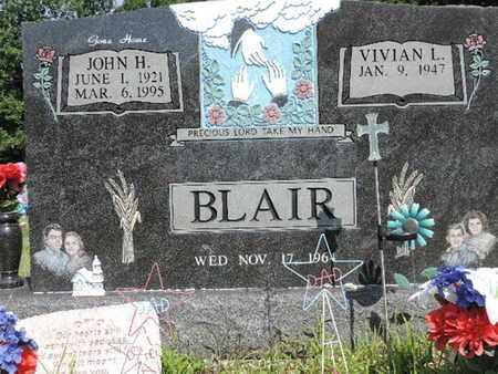BLAIR, VIVIAN L. - Pike County, Ohio | VIVIAN L. BLAIR - Ohio Gravestone Photos