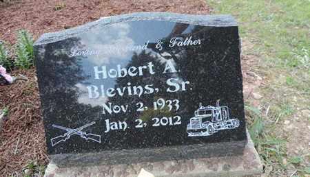 BLEVINS, HOBERT - Pike County, Ohio | HOBERT BLEVINS - Ohio Gravestone Photos