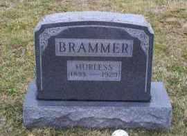 BRAMMER, HURLESS - Pike County, Ohio | HURLESS BRAMMER - Ohio Gravestone Photos