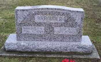 BRAMMER, MARGARET V. - Pike County, Ohio | MARGARET V. BRAMMER - Ohio Gravestone Photos