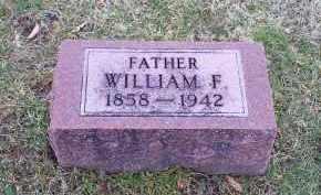 BRAMMER, WILLIAM F. - Pike County, Ohio | WILLIAM F. BRAMMER - Ohio Gravestone Photos