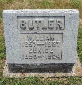 BUTLER, WILLIAM - Pike County, Ohio | WILLIAM BUTLER - Ohio Gravestone Photos